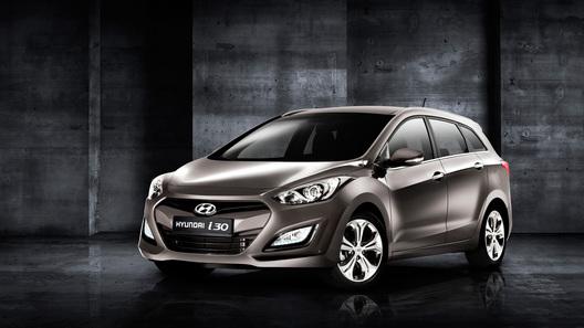 На автосалоне в Москве покажут обновленный Hyundai i30 и универсал i40