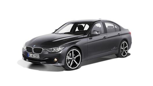 AC Schnitzer модернизирует BMW 3 серии к Женевской выставке