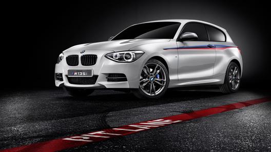 Самый мощный BMW 1 серии доедет до Женевы