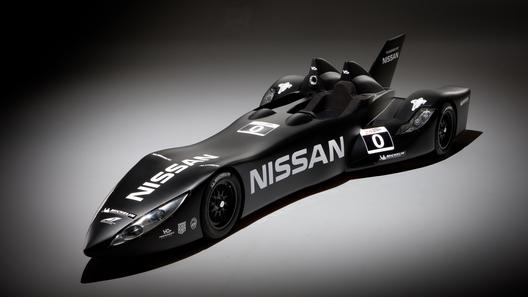 Nissan готовит к Ле-Ману экспериментальный болид