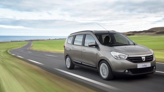 Renault может начать в России сборку бюджетного минивэна Lodgy