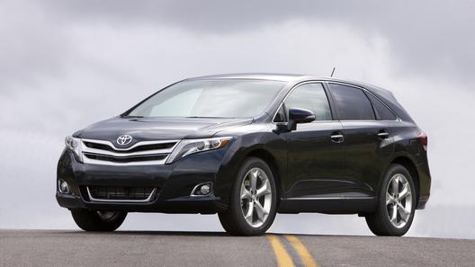 Кроссовер Toyota Venza будет продаваться в России