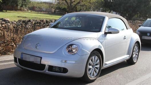 Кабриолет Volkswagen Beetle появится до конца года