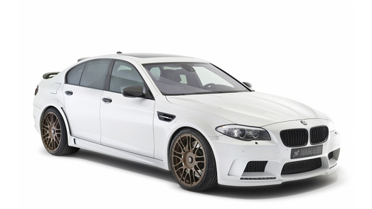 BMW M5 снабдили дополнительными 160