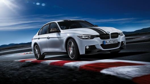 BMW 3 и 5 серии получили аксессуары от М Performance