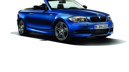 Рассекречены купе и кабриолет BMW 135is