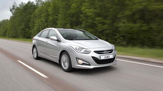 Hyundai подняла цены на некоторые версии модели i40