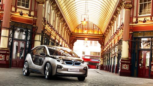 BMW назвал имя дилера, выигравшего конкурс на продажу электрокаров