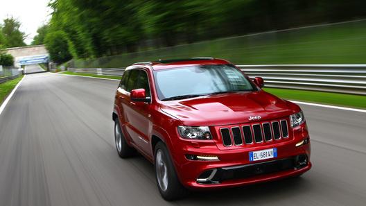 Jeep Grand Cherokee SRT будет стоить в России от 3 155 000 рублей