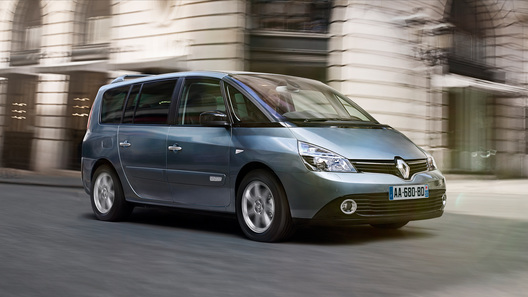 После рестайлинга Renault Espace станет более экономичным