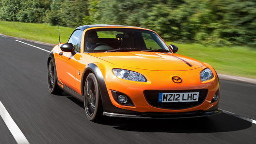 Mazda MX-5 станет мощнее