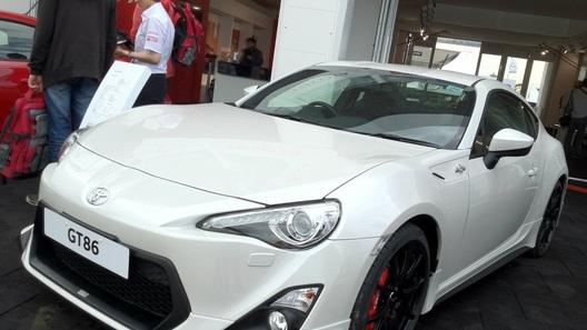 Версия Toyota GT 86 от ателье TRD будет продаваться в Европе