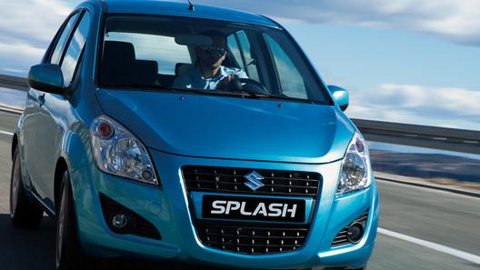 Suzuki начинает прием заказов на обновленный Splash и новую версию SX4