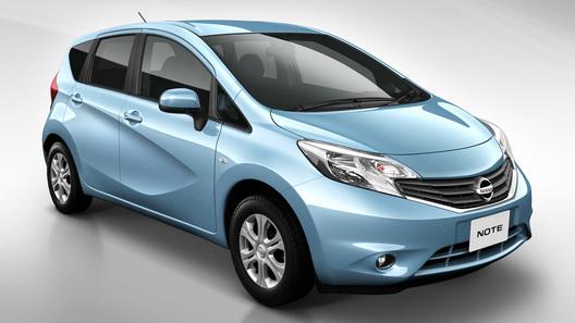 Продемонстрировано новое поколение Nissan Note