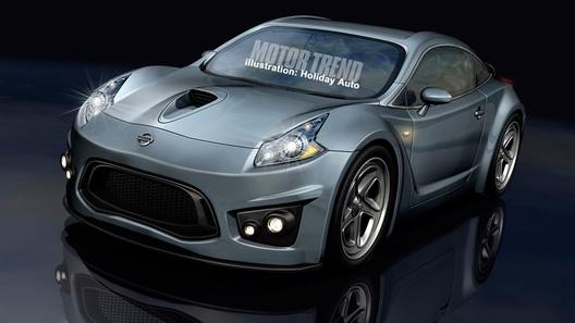 Nissan готовит доступный спорткар – конкурента Toyota GT 86