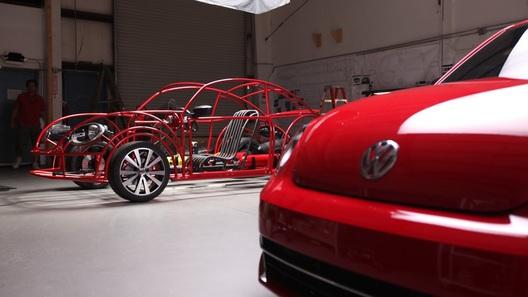 Volkswagen построил Beetle для наблюдения за акулами