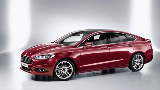 Новое поколение седана Ford Mondeo получит 1-литровый мотор