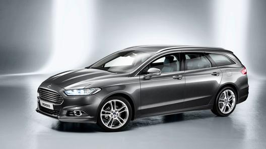 Новый Ford Mondeo приедет в Европу в октябре