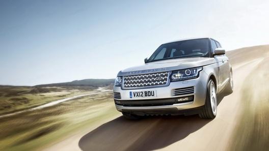 Новый Range Rover будет стоить 4 млн рублей