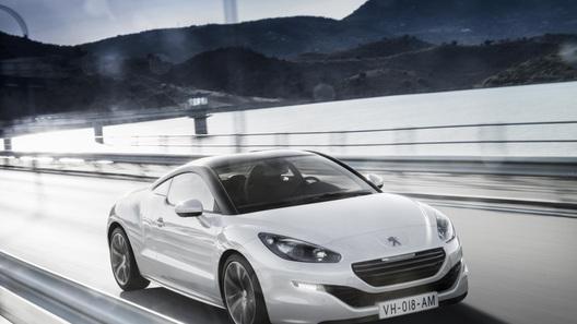 Peugeot RCZ получает обновленную внешность и