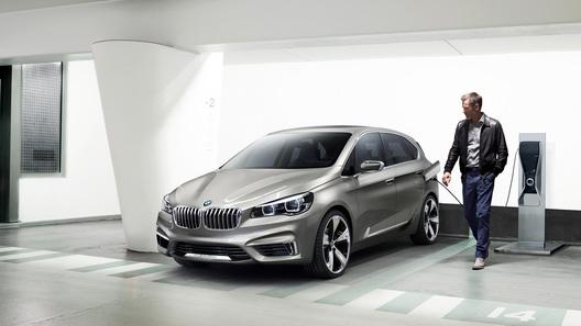 Первый переднеприводный BMW появится в продаже в 2015 году