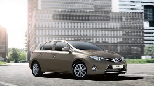 Toyota поделилась информацией о новом Auris