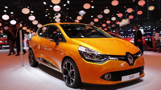 Renault Clio четвертого поколения дебютировал в Париже