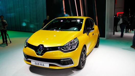 Renault Clio получил