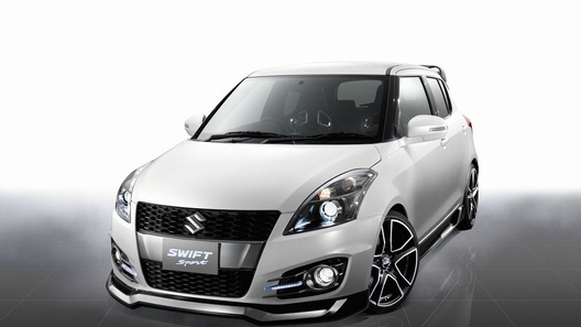 Suzuki покажет в Австралии очередной Swift Sport