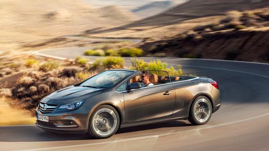 Opel рассекретил новый кабриолет Cascada