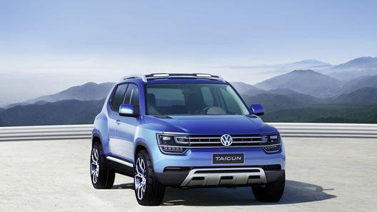 Volkswagen хочет собирать новый кроссовер в Калуге