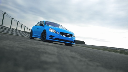 Volvo Polestar Performance: шведская