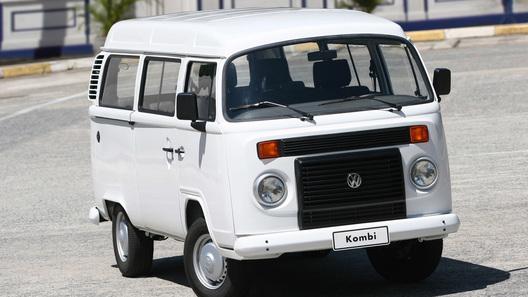 Volkswagen завершает выпуск Kombi после 63 лет непрерывного производства
