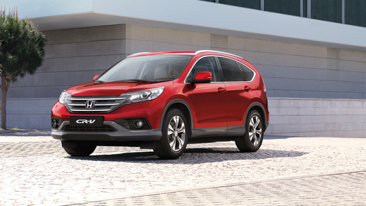 Honda назвала российские цены на новый CR-V