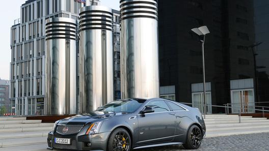 Cadillac назвал российские цены на спортивный CTS-V