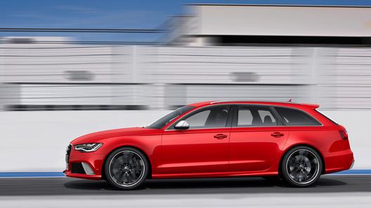 Универсал Audi RS 6 Avant почти сравнялся в динамике с Lamborghini Gallardo