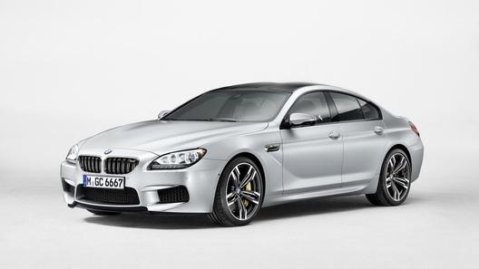 BMW представил М-версию четырехдверной