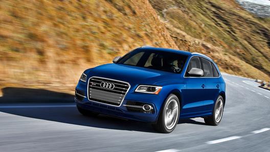 Audi привезет