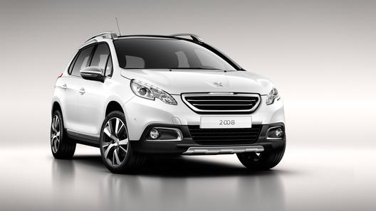 Новый кроссовер Peugeot 2008 будет стоить от 649 000 рублей