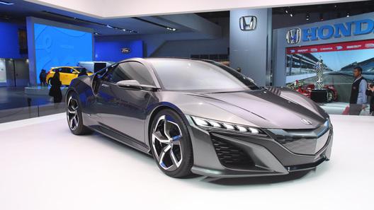 Потенциальные покупатели Honda NSX могут встать в очередь