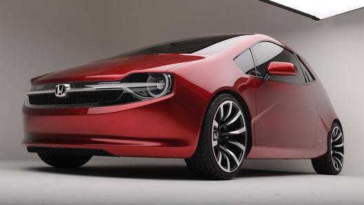 Honda неожиданно показала новейший концепт-кар