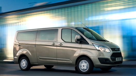 Ford начнет в России сборку микроавтобуса Tourneo Custom
