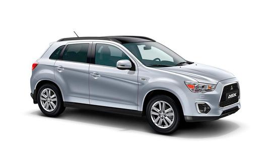 Цены на обновленный Mitsubishi ASX стартуют с 699 000 рублей