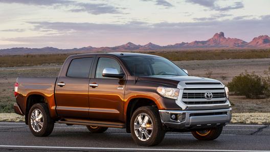 Toyota показала обновленный пикап Tundra
