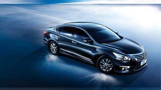 Обновленный Nissan Teana начнут собирать в Петербурге в январе