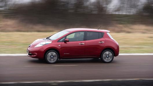 В Российской Федерации зарегистрирована 1,1 тыс. электромобилей