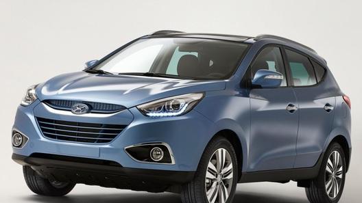 У дилеров Hyundai появился обновленный ix35