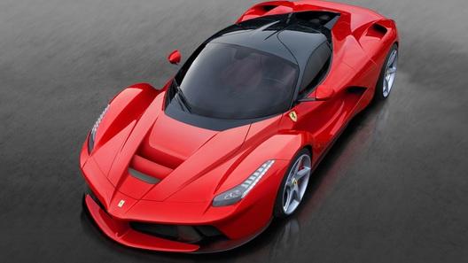 Флагманский суперкар Ferrari вступит в борьбу с землетрясением