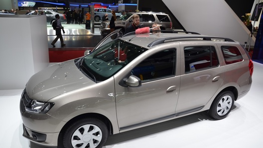 В Женеве представлен прообраз новой Lada Largus