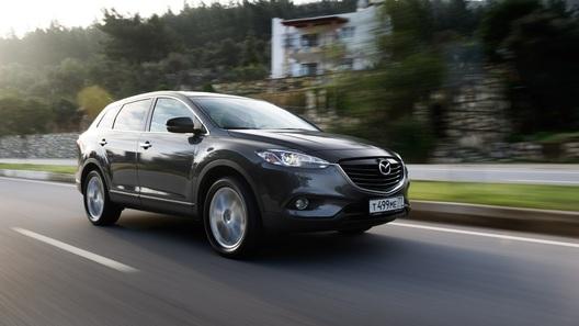 Mazda CX-9: второй шанс для настырной японки